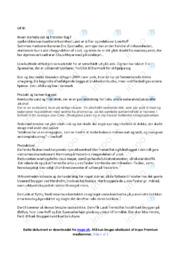 Læsk | Afsætning Case | 10 i Karakter