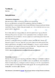 BabySam | Afsætning Case | 12 i Karakter