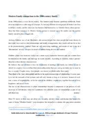 The feminist movement   Essay   Engelsk