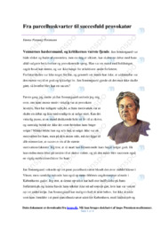 Jan Sonnergaard   Dansk Essay   10 i Karakter