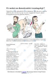 Træningslejr   Analyse   12 i karakter