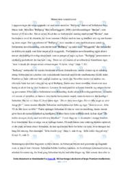Bulbjerg | Noter Analyse | Naja Marie Aidt