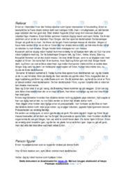 Dødshacket   Analyse   Søren Jessen   10 i Karakter