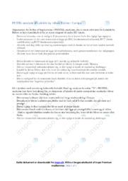 Lakrids by Johan Bülow i Europa | PESTEL analyse | 10 i karakter