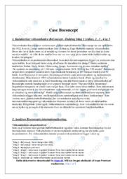 Boconcept | Analyse | 12 i karakter