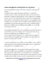 Briller hos Louis Nielsen   Købsadfærdsanalyse