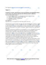 Karakterisering af det danske chartermarked   Aflevering