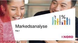 Markedsanalyse | Afsætning | 12 i Karakter