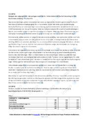 Proshops økonomiske stigning   Analyse
