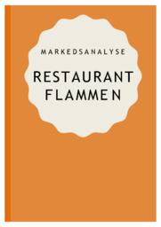 Restaurant Flammen ApS   Afsætning Case   12 i Karakter