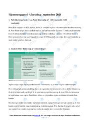 B2C-markedet & B2B markedet | Noter Afsætning