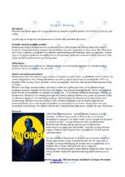 Rapport skrivning af grafiske produkter | Rapport