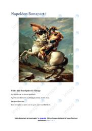 Napoléon Bonaparte   Fransk analyse