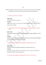 Eksempel 2 på Engelsk Delprøve A