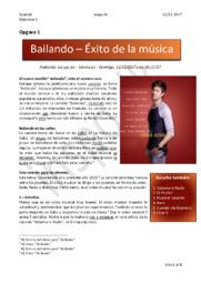 Musikvideo Enrique Iglesias Spansk Anmeldelse