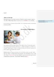Hola, soy Lola Lago – blog | Spansk Aflevering