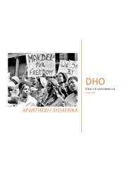 Apartheid i Sydafrika – Dansk & Samtidshistorie | DHO