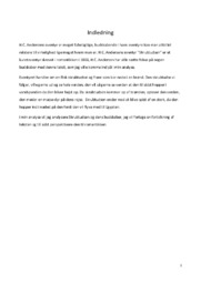 Skrubtudsen | Analyse