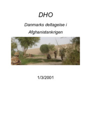 Danmarks deltagelse i Afghanistankrigen