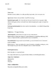 Erhvervsjura Noter | Erhvervsret Noter