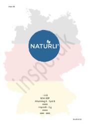 Naturli' Food AS | mini SOP Rapport