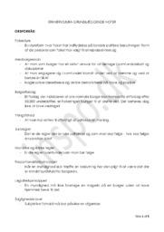 Erhvervsjura Grundlæggende Noter | Erhvervsret