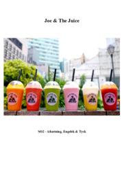 Joe & The Juice | SO
