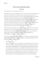Erhvervsjura afsluttende opgave Case 6I: VVS-mester Rasmussen
