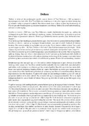 Dolken | Analyse