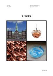 Kobber – opgave om metaller   Kemi Aflevering