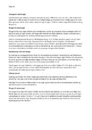 Søvnmangel | Dansk Opgave