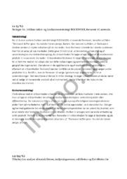ROCKWOOL | Virksomhedsøkonomi analyse