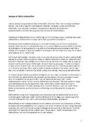 Arla – der er mange sandheder derude   Analyse