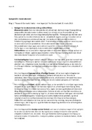Research Danmark. Vækst – men ingen job   IØ Opgave