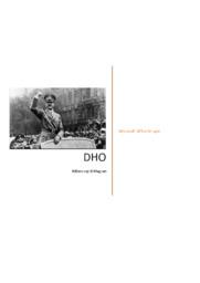 DHO | Hitlers vej til magten