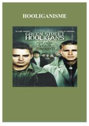 Hooliganisme | SSO