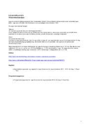 Virksomhedsanalyse | LEGO opgave