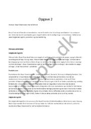 Royal Greenlands interne forhold | Analyse | Afsætning