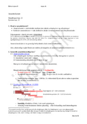 Ansættelsesret | Erhvervsjura B