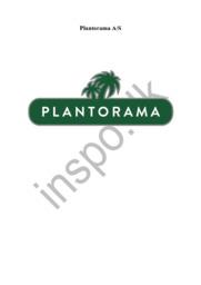Erhvervscase   Plantorama