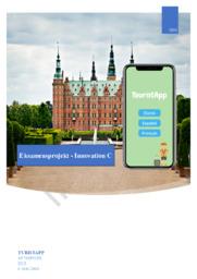 Turist app – Eksamensprojekt | Innovation